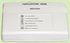 Teplocom Cloud GSM - Климат Урал